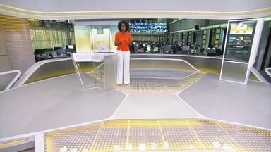 Jornal Hoje - íntegra 07/08/2020 - Os destaques do dia no Brasil e no mundo, com apresentação de Maria Júlia Coutinho.