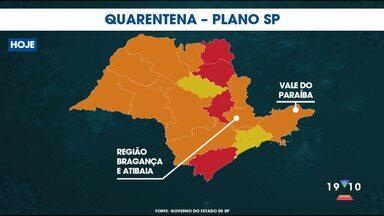 Vale do Paraíba e região bragantina avançam à fase amarela do Plano São Paulo - Veja a repercussão nas cidades do avanço na região