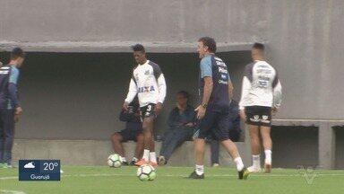Campeonato Brasileiro começa neste fim de semana - Santos joga no domingo e vai estrear com novo técnico.