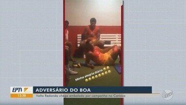 Boa Esporte se prepara para estreia da Série C contra o Volta Redonda - Boa Esporte se prepara para estreia da Série C contra o Volta Redonda