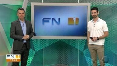 João Paulo Tilio comenta os destaques do esporte - Saiba o que é notícia nesta segunda-feira (10).