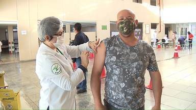 Londrina vai fazer nova etapa de vacinação contra o sarampo - Vacinação será no próximo sábado (15|) por sistema drive-thru no Shopping Catuaí