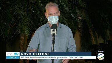 Secretário estadual de Saúde fala sobre combate a Covid-19 em MS - Secretário estadual de Saúde fala sobre combate a Covid-19 em MS