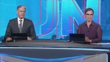 Jornal Nacional, Íntegra 10/08/2020 - As principais notícias do Brasil e do mundo, com apresentação de William Bonner e Renata Vasconcellos.