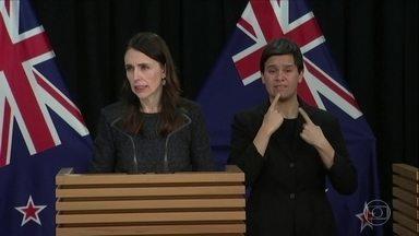 Nova Zelândia volta a decretar quarentena na maior cidade do país - Quatro pessoas de uma família em Auckland testaram positivo para covid-19