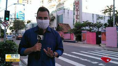 Motel será destruído para construção de avenida em Vila Velha, ES - Veja a reportagem.