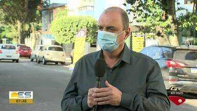 Secretário de Saúde de Vila Velha explica retorno de consultas, no ES - Veja a reportagem.