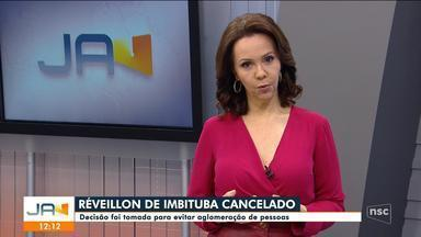 Imbituba cancela festa de Réveillon devido a pandemia do coronavírus - Imbituba cancela festa de Réveillon devido a pandemia do coronavírus