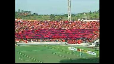Clássico dos Maiorais: relembre a final do Paraibano de 2008, entre Campinense e Treze - Raposa e Galo não decidiam um título estadual havia 12 anos