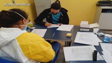 Equipe do time feminino do Grêmio faz testes de Covid-19 - Campeonato Brasileiro Feminino retorna em 26 de agosto.