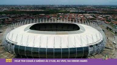 Bloco 1 - Globo Esporte CE - 12/08/2020 - Saiba mais em ge.globo/ce