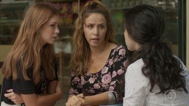 Eliza se sente traída e usada por Arthur - Débora oferece a casa dela para a ruiva ficar e ela decide resolver algo antes de sair da casa do diretor