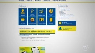 Recife adota sistema virtual para emitir licenças para ocupar ou reformar imóveis - A partir de 1º de setembro, licenciamento pode ser obtido pela internet.