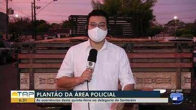 Plantão policial: confira as informações da polícia desta quinta-feira - Ocorrências foram registradas na 16ª Seccional de Polícia Civil.