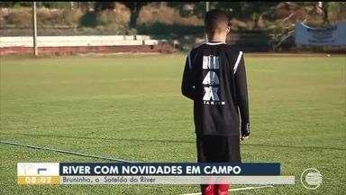 Conheça Bruninho, o Soteldo do River-PI - Conheça Bruninho, o Soteldo do River-PI