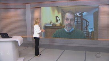 Tulio Milman comenta dificuldades na retomada das aulas no RS - Assista ao vídeo.