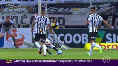 Globo Esporte Mg Viradaca Do Atletico Galo Faz Jogo Eletrizante E Vence O Corinthians No Mineirao Globoplay