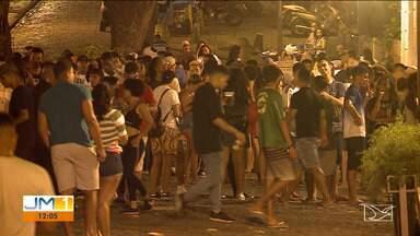 Em plena pandemia, pontos turísticos de São Luís registram aglomerações - Confira os destaques do JM1 deste sábado (15).