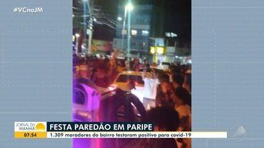 Festas Paredão deixam autoridades preocupados; confira o que diz Fábio Vilas-Boas - Moradores de Salvador e do interior do estado também estão preocupados com a situação, que é recorrentes aos fins de semana.