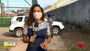 Mulher é assassinada a facadas na Serra, ES - Veja a reportagem.