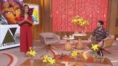 Programa de 17/08/2020 - A apresentadora Fátima Bernardes comanda o programa que mistura comportamento, prestação de serviço, informação, música, entretenimento e muita diversão.