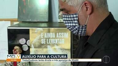 Auxílio para a cultura: Trabalhadores terão direito a três parcelas de R$ 600 - Nesse período de pandemia o setor cultural é um dos que mais sofre no Brasil. São cerca de cinco milhões de pessoas que esperam uma ajuda financeira.