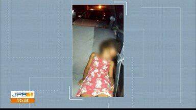 Criança é esquecida dentro de carro de transporte por aplicativo, em João Pessoa - Motorista só percebeu a presença da criança quando chegou em casa.