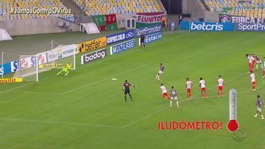 Com 2 a 1, Fluminense vence o Inter em jogo da último domingo (16) - Confira os destaques da partida.