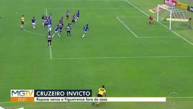Confira os destaques do esporte desta segunda-feira (17) - Times mineiros vencem os jogos do fim de semana do Campeonato Brasileiro.