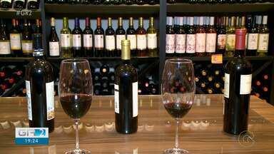 Cresce o consumo de vinho durante pandemia do novo coronavírus - O que está sendo bom tanto para quem degusta, quanto para quem vende, porque está faturando muito mais