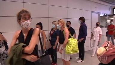 Itália volta a apresentar aumento de contaminações pelo coronavírus - País voltou a adotar medidas de controle.