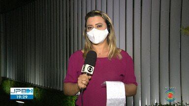 96.223 casos de coronavírus são confirmados na Paraíba - 2.183 pessoas já morreram vítimas de Covid-19 no Estado.