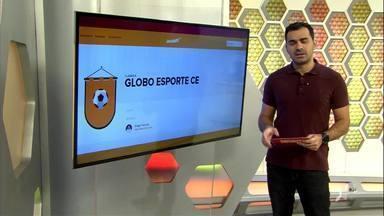Participe da nossa liga no Cartola FC: Globo Esporte CE - Saiba mais em ge.globo/ce