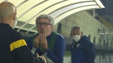 Segue o jogo: Odair cobra com educação, mas não evita derrota do Fluminense para o Bragantino - Segue o jogo: Odair cobra com educação, mas não evita derrota do Fluminense para o Bragantino