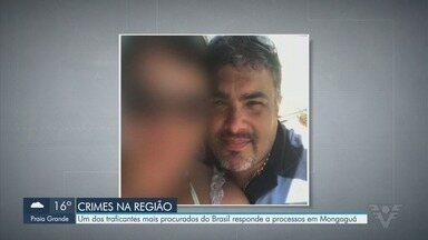 Traficante procurado em todo o Brasil responde a processos em Mongaguá - 'Gordão', um dos traficantes mais procurados do país, é conhecido na região.