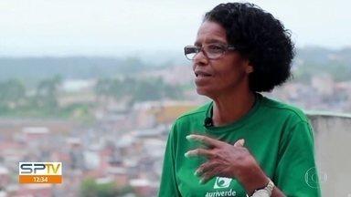 Líder comunitária será enterrada nesta sexta (21); polícia já tem suspeitos do crime - A polícia confirmou que corpo encontrado carbonizado em um carro era de Vera Lúcia, responsável por uma ONG.