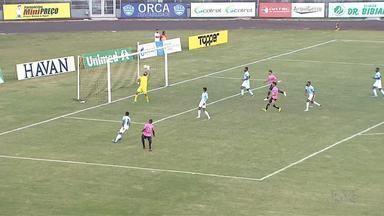 Londrina se prepara para tentar primeira vitória na Terceirona - Tubarão enfrenta o Ituano neste domingo (23), no interior de São Paulo, pela Série C