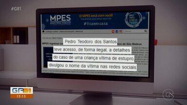 Criança estuprada pelo tio e que teve gravidez interrompida em Recife recebe alta - O suspeito está preso no Espírito Santo.