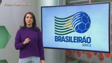 CBF adia jogo entre Brasil de Pelotas e Sampaio por casos positivos de Covid-19 - Time do Maranhão tem 14 jogadores infectados com o vírus. Nova data para a partida não foi definida.
