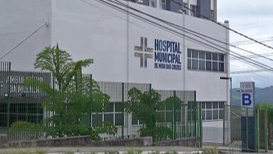 Mogi das Cruzes vai fechar hospital de campanha - Unidade vai encerrar as atividades no dia 31 de agosto. A partir de segunda-feira (24), a unidade já não recebe mais pacientes.