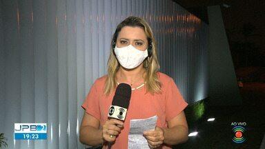 100.290 casos de coronavírus são confirmados na Paraíba - 2.268 pessoas morreram vítimas de Covid-19 no Estado.