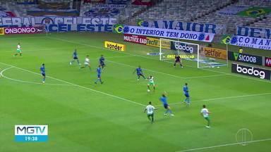 Cruzeiro perde para Chapecoense da série B do Brasileirão - Jogo ficou em 1 a 0.