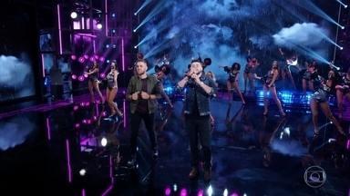Zé Neto & Cristiano cantam 'Notificação Preferida' - Confira!