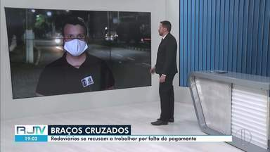 Veja a íntegra do RJ2 desta quarta-feira, 19/08/2020 - O RJ2 traz as principais notícias das cidades do interior do Rio.