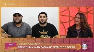 Rodrigo e Felipe são os Barões da Pisadinha - Ritmo é uma variação do forró e dupla está entre os quatro artistas mais ouvidos na internet