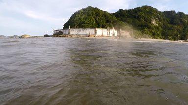 Meu Paraná Ilha do Mel (29 08 2020 - bloco 02) - Mais conhecida pelas belas praias e por uma atmosfera de tranquilidade, a Ilha do Mel é também refúgio de muitas espécies que transitam pelo litoral do Paraná.
