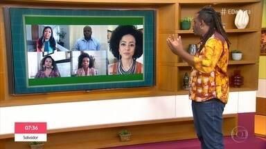 Manoel Soares promove debate sobre desigualdade nos salários entre negros e brancos - Na cidade de São Paulo, brancos ganham em média 60% a mais que negros. Jornalistas contam suas jornadas e falam sobre o racismo estrutural