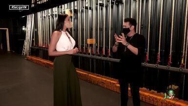 Tem novidade com Batista Lima - Niara Meirele conversa com cantor que está com novo trabalho em produção