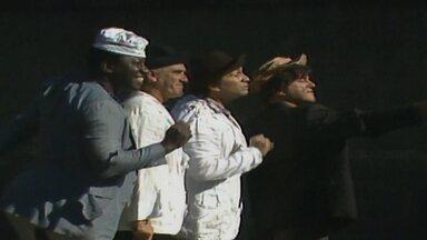 Episódio 4 - Programa humorístico protagonizado pelo o quarteto atrapalhado Didi, Dedé, Mussum e Zacarias.