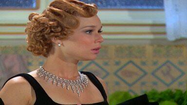 Capítulo de 13/12/2003 - Tonico conta para Ana que um dos bandidos se chamava Juvenal e Terêncio garante que vai procurá-lo. Ana e Sebastian marcam a data do casamento. Peixoto conta a Danilo o que sabe.